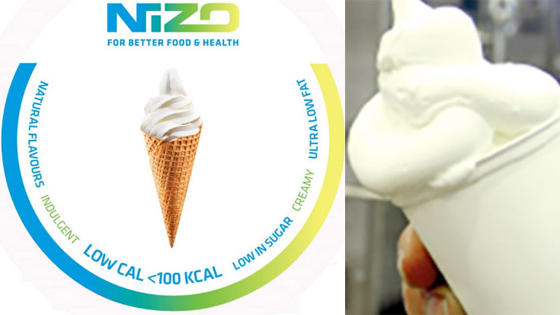 The Sweet Taste of Success: a Delicious, Low-Cal Soft Serve Ice Cream.