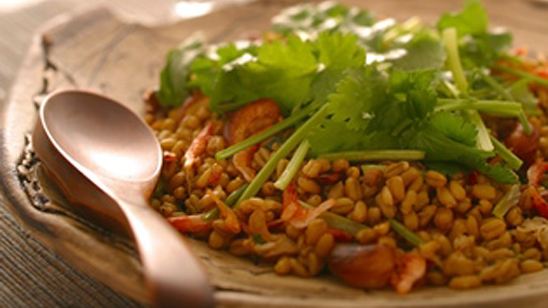 Green grains - Freekeh