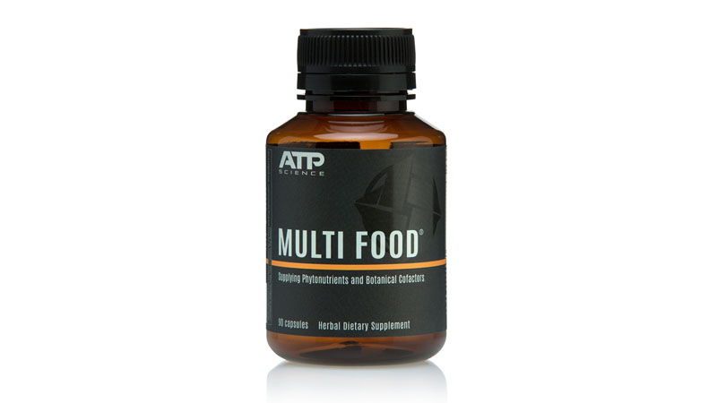 MULTI FOOD – a vitamin, mineral and cofactor product