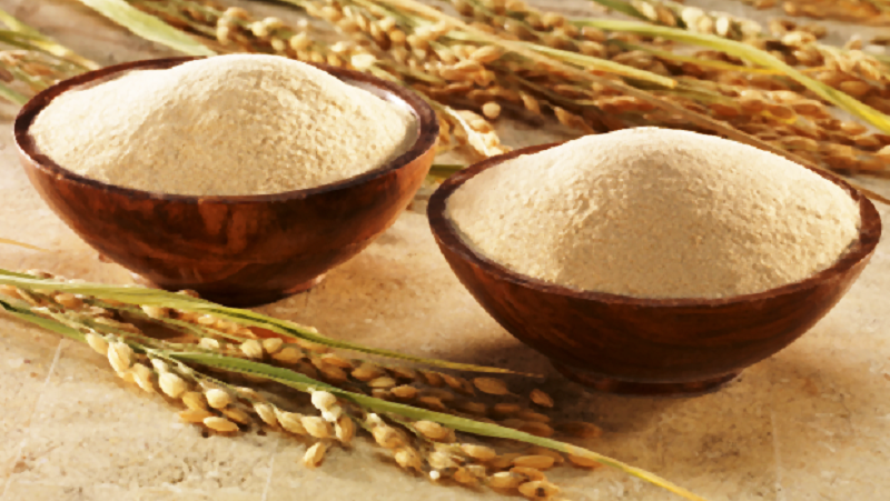 'Incr-Edible', natural nutrient-dense stabilized rice bran