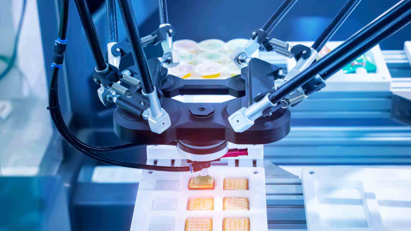 Food Safe 3D printing for foodtech & agritech