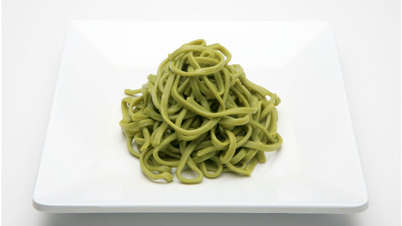 Authentic, high-quality noodles enriched with algae