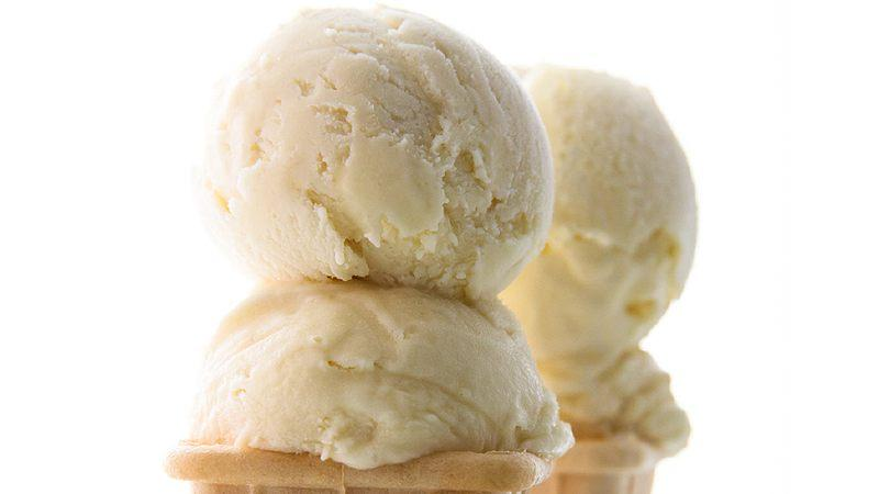 Lupin-based protein compound for production of dairy-free ice cream