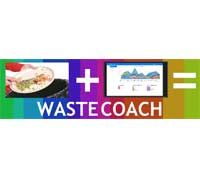 Registering food waste with the Waste Coach