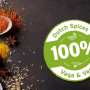 Dutch Spices 100% vegetarian and vegan