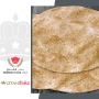Mix for double layer gluten-free bread